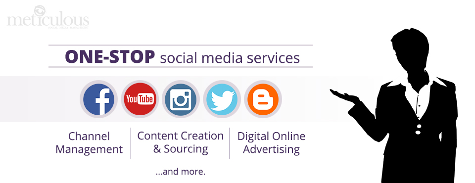 Meticulous one-stop Social Media Management services malaysia