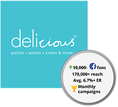 delicious group malaysia social media agency
